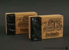 custom-Corporate-award-custom-timber-corporate-trophy-mining-australia-north-america