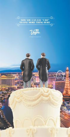 Las Vegas Celebrates Gay Marriage in Nevada With a Fabulous Full-Page Newspaper Ad | Adweek