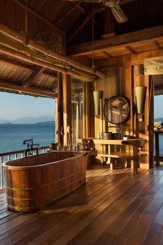 Six Senses Ninh Van Bay - Vietnam / via See & Savour