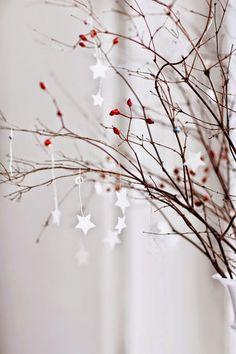 Les jolies choses de Noël #10 / Copenhague / Un intérieur joliment décoré /