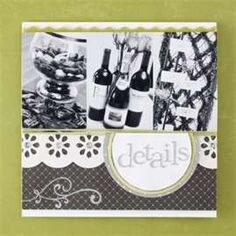 Image Search Results for Wedding Scrapbooking pages                                                                                                                                                                                 More