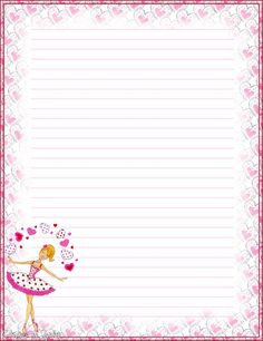 My printable stationary Creations 2