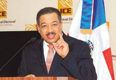 en directo: Roberto Rosario Márquez se inscribe para ser ratif...