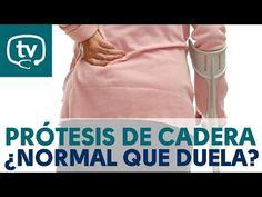 Rehabilitación de Prótesis de Cadera - Primera Fase - YouTube