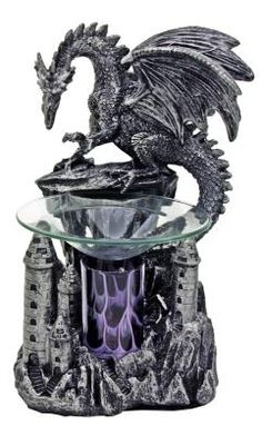 Oil warmers on pinterest electric oil warmer electric and oil - Dragon oil warmer ...