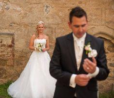 Veronika v švatebních šatech Nadia od Maggie Sottero  #svatebnisaty #weddingdress #maggiesottero #nadia #vyprodej #svatebnisalonmaggie #svatba_maggie
