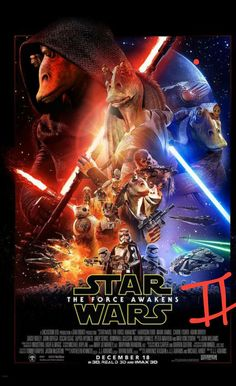 Official poster for Star Wars: The Force Awakens II. http://ift.tt/2nJHcXd #timBeta