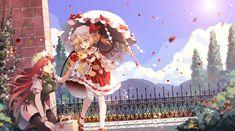 Demon Wolf, Kawaii Anime Girl, Hot Boys, Scarlet, Fair Grounds, Fandoms, Kitty, Wallpaper, Projects