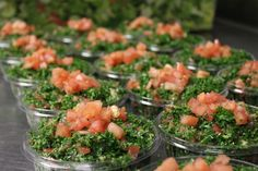 Tabbouleh and Fattoush Recipes