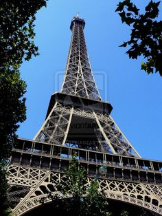Eiffel Tower by ~asterya on deviantART