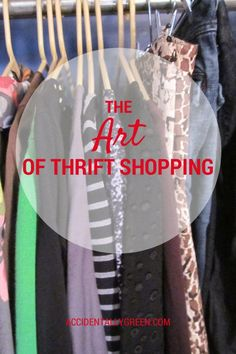 Finding great deals always has brought a thrill, but somehow thrifting magnifies it. I love buying gently used clothes in my favorite brands for a fraction of the price. Here are 4 tips on how to get started thrifting: