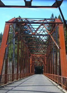 Westside Road Bridge over the Russian River
