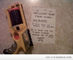 I'm going to do this with my husband!