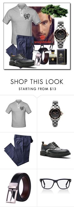 """""""snapmade 7/10"""" by beauty-dcccv ❤ liked on Polyvore featuring Sebastian Professional, Givenchy, Tom Ford, Versace, men's fashion and menswear"""