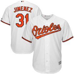 Ubaldo Jimenez Baltimore Orioles Majestic Cool Base Home Player Jersey -  White f1bd2be62