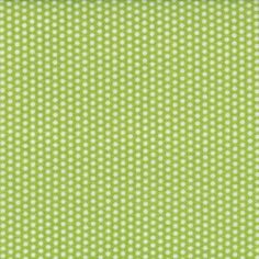 Happy Go Lucky - Penny - Lime (half yard) by Bonnie and Camille (55065 13)