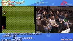 SGDQ 2014 Super Mario Bros. 2 (U.S.) Speed Run in 0:10:08 by cak #SGDQ2014