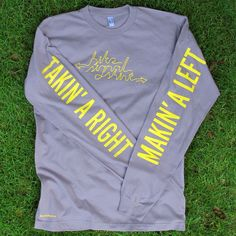 Does it seem like drivers in your area don't understand your #cyclist signals? This #Tee has you covered.