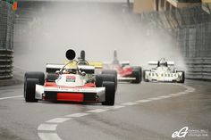 A wet Grand Prix Historique Monaco