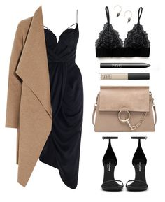 Classy Camel by baludna on Polyvore featuring polyvore, fashion, style, Zimmermann, Harris Wharf London, Yves Saint Laurent, Chloé, NARS Cosmetics, women's clothing, women's fashion, women, female, woman, misses and juniors