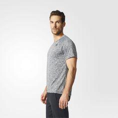Adidas D2M HT Running T-Shirt - SS17 | SportsShoes.com