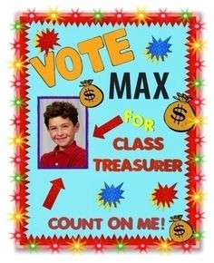 25 Hilarious Student Council Campaign Poster IdeasIf You Can Read ...