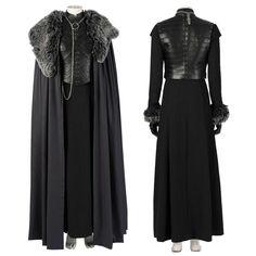 Game of Thrones Season 8 Sansa Stark Alayne Stone Cosplay Costume Version 1 New Sansa Stark Costume, Alayne Stone, Season 8, Larp, Cosplay Costumes, Game Of Thrones, Medieval, Random Stuff, Choices