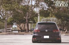 Black VW GTI MK6 by State of Stance Mk6 Gti, Import Cars, Car In The World, Car Manufacturers, Volkswagen Golf, Cars Motorcycles, Cool Cars, Dream Cars, Transportation