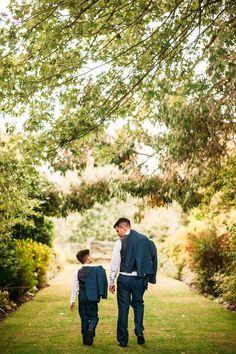 Noivos   As 10 fotos mais emocionantes e pinadas de pais com seus filhos…