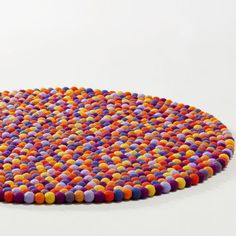 Rug from HAY for living room