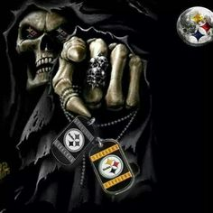Steelers Fan For Life!