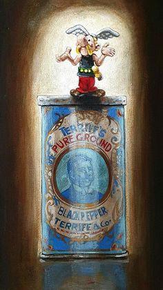Grace Kotze: Man With Magnificent Moustache: fine art   StateoftheART South African Artists, Art Object, Moustache, Art Online, Canvas Size, Buy Art, Original Artwork, Fine Art, Painting