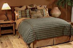 western home | ... Rustic Home Decor | Western Bedding | Cabin Bed Linens | Cabin Decor