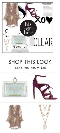 """""""See Thru"""" by zoe-keredy ❤ liked on Polyvore featuring Charlotte Olympia, Chloe Gosselin, Etro and Panacea"""