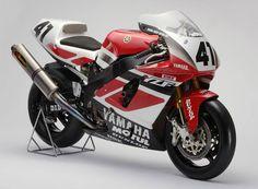 Yamaha R7 SBK HAGA