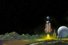 A look at the crowd funded space race!