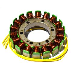 62.91$  Watch here - http://aliqg2.worldwells.pw/go.php?t=32537774182 - Motorcycle Generator Parts Stator Coil Comp For HONDA Steed 400