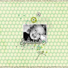 Beautiful Like Me by Just Jaimee (Nov 2014 Scrap Pack)