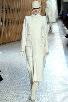 Hermès - Fall 2011 Ready-to-Wear - Look 4 of 44
