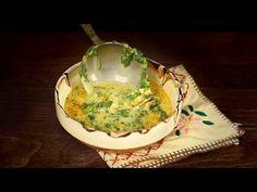 Ciorbă ardelenească de urzici - YouTube Romanian Food, Food Videos, Serving Bowls, Youtube, Pudding, Vegetarian, Breakfast, Tableware, Desserts