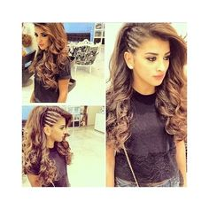 Long hair styles 2015 Long hairstyles for summer 2015 ❤ liked on Polyvore featuring beauty products, haircare, hair styling tools and hair