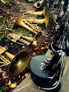 I'm not a brass player, but this is a beautiful picture. Yes I'm a band nerd. Get over it.