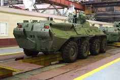 BTR-82A Armoured Personnel Carrier, Russia