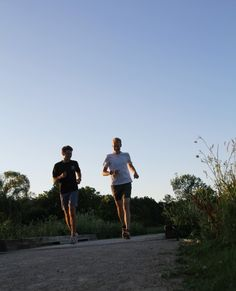 Friends Running - Imagebase How To Be Likeable, Jogging, Athlete, Competition, Racing, Workout, Friends, Fitness, Outdoor