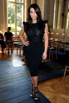 .The one and only Curvaceous Beauty of Style Kim Kardashian