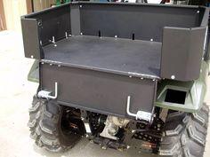 - Cargo Bed for Honda Pioneer 500 Honda Pioneer 500, Utv Accessories, New Honda, Atv, Infrared Grills, Rubicon, Golf Carts, Squad, Hunting