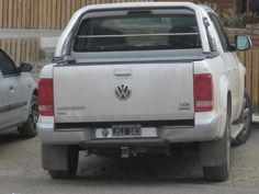 TDI VW Amarock truck...want!!!