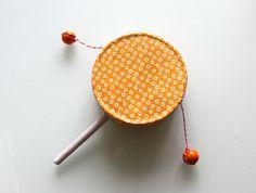#DIY & #play tuto pour un tambour à fabriquer sur le blog pasandolo pipa