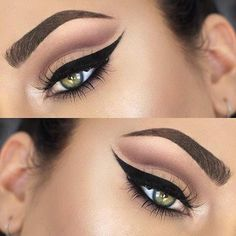 Smokey Brown Cut Crease