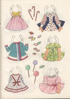 Kid Stuff: Paper Dolls of Infants and Children